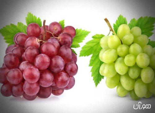 5 باید و نباید مصرف انگور