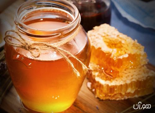 8 راهکار کاهش وزن با عسل