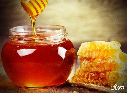 کاهش وزن و عسل