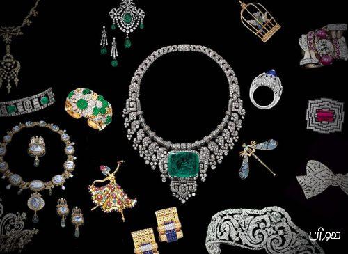 4 راه برای مرتب نگه داشتن جواهرات