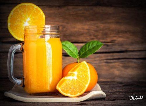 فواید پرتقال! 1 میوه و این همه خاصیت!
